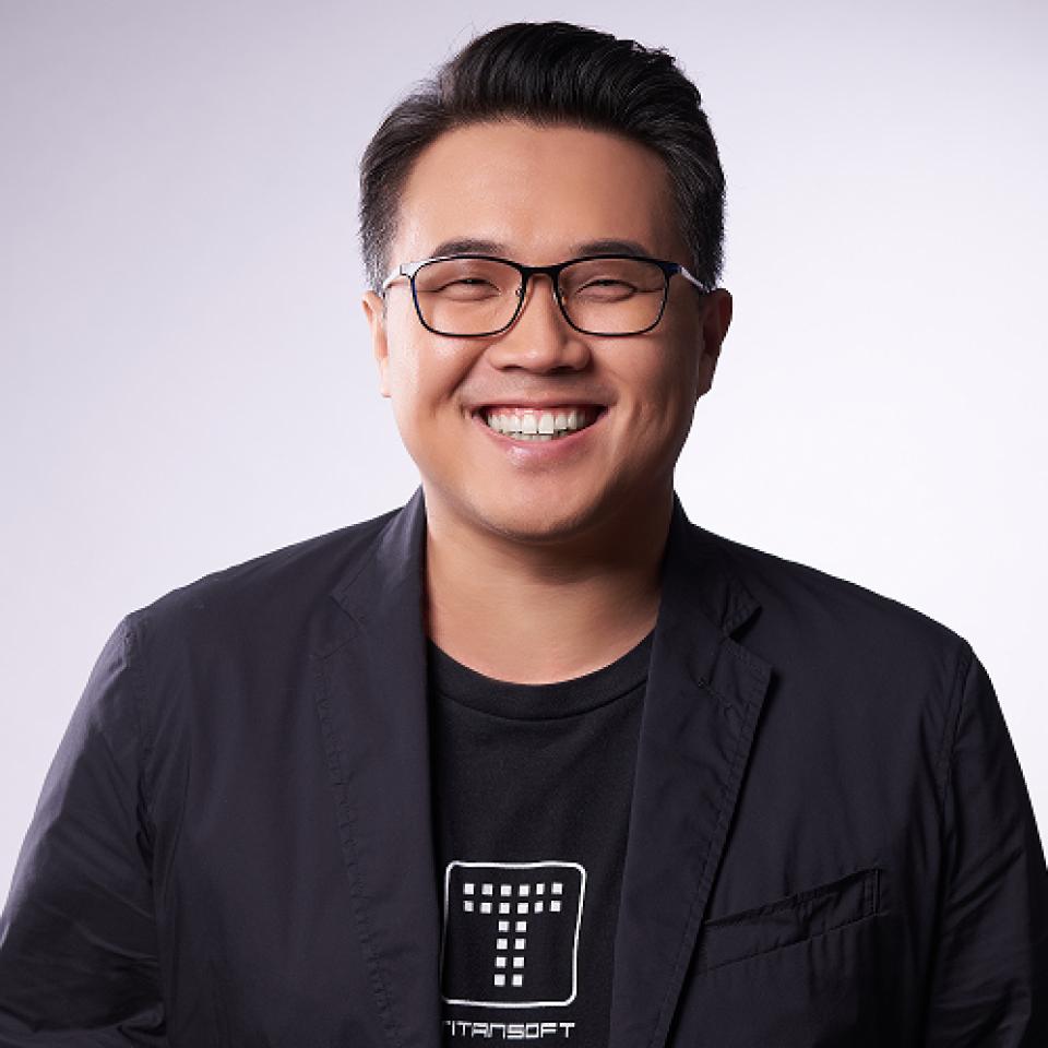 profile - Yves Lin